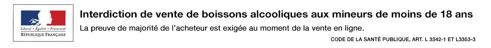 interdiction alcool mineur